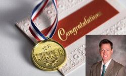 Roger Finderson Receives WILG's 2020 President's Award